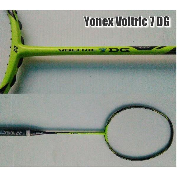 Terbaru Raket Badminton Yonex Voltric 7 DG Original 35 LBS