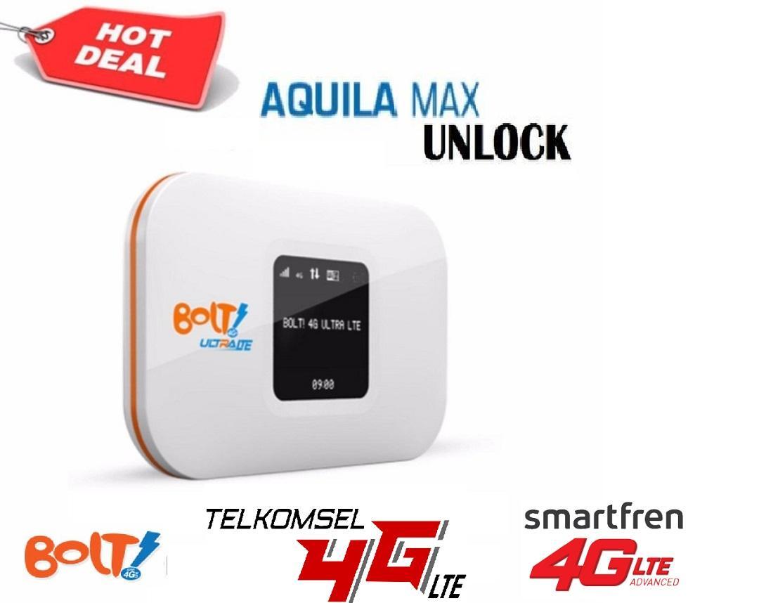 Modem Wifi Bolt Aquila Max Unlock