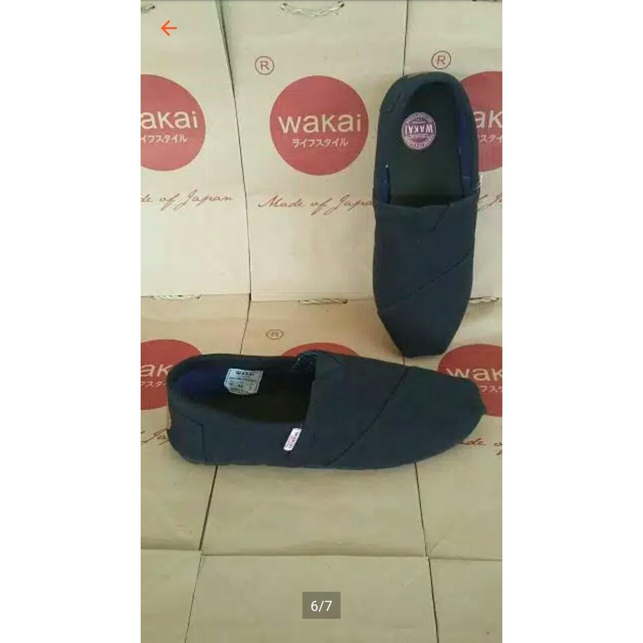 Jual Beli Sepatu Wakai 06