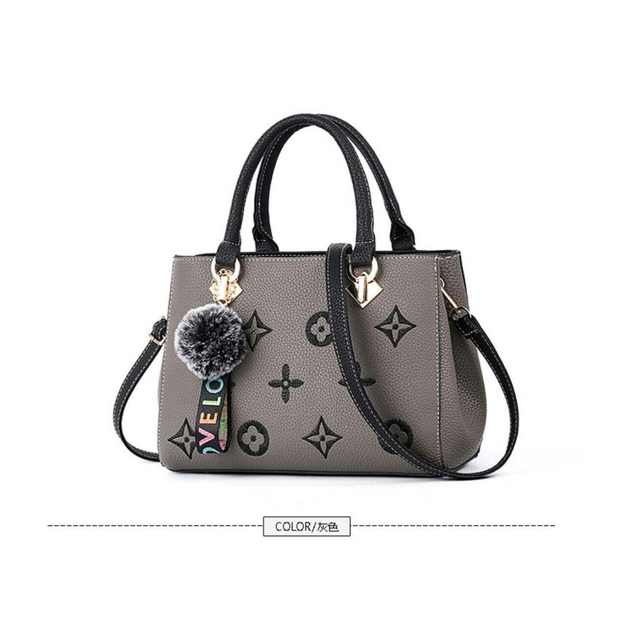 FASHION 1883 - Tas Fashion Wanita Bag Import Branded - Supplier Grosir Tas Bag Ransel Selempang Dompet Murah Terbaru Berkualitas