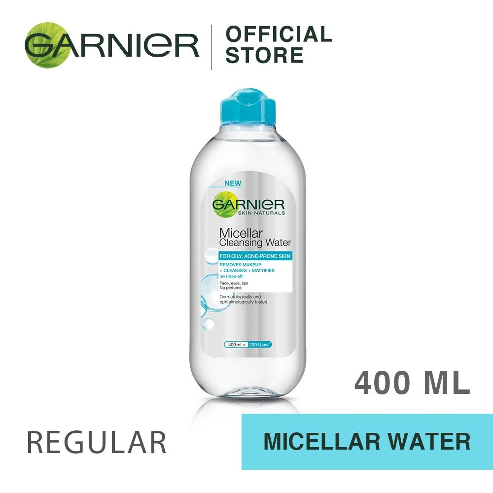 Model Garnier Micellar Water Blue 400Ml Terbaru