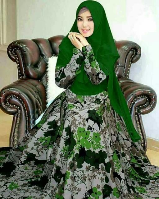Kelebihan Gamis Busui Murah Gamis Muslim Best Seller Renata Warna