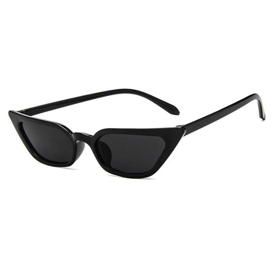Fitur Color Tinted Fashion Cat Eye Sunglasses Kacamata Fashion ... 8d49daa2d8
