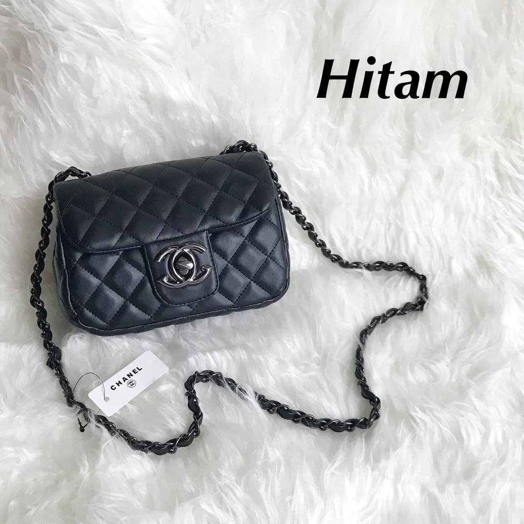 a4e7468fcde6 Cek Harga Baru Tas Chanel Classic Mini Jelly Matte Channel Import ...