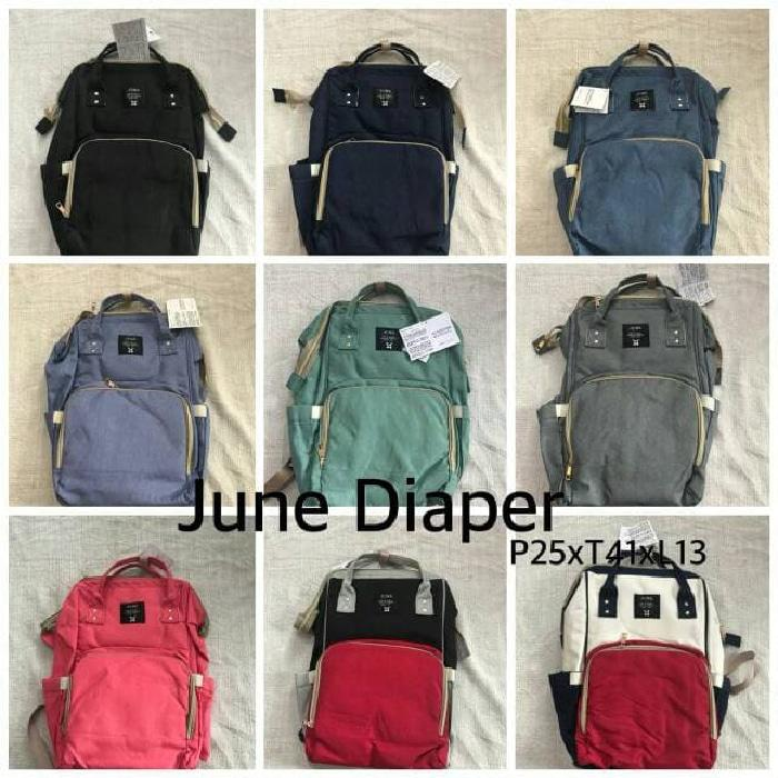 Anello Backpak June diaper Super