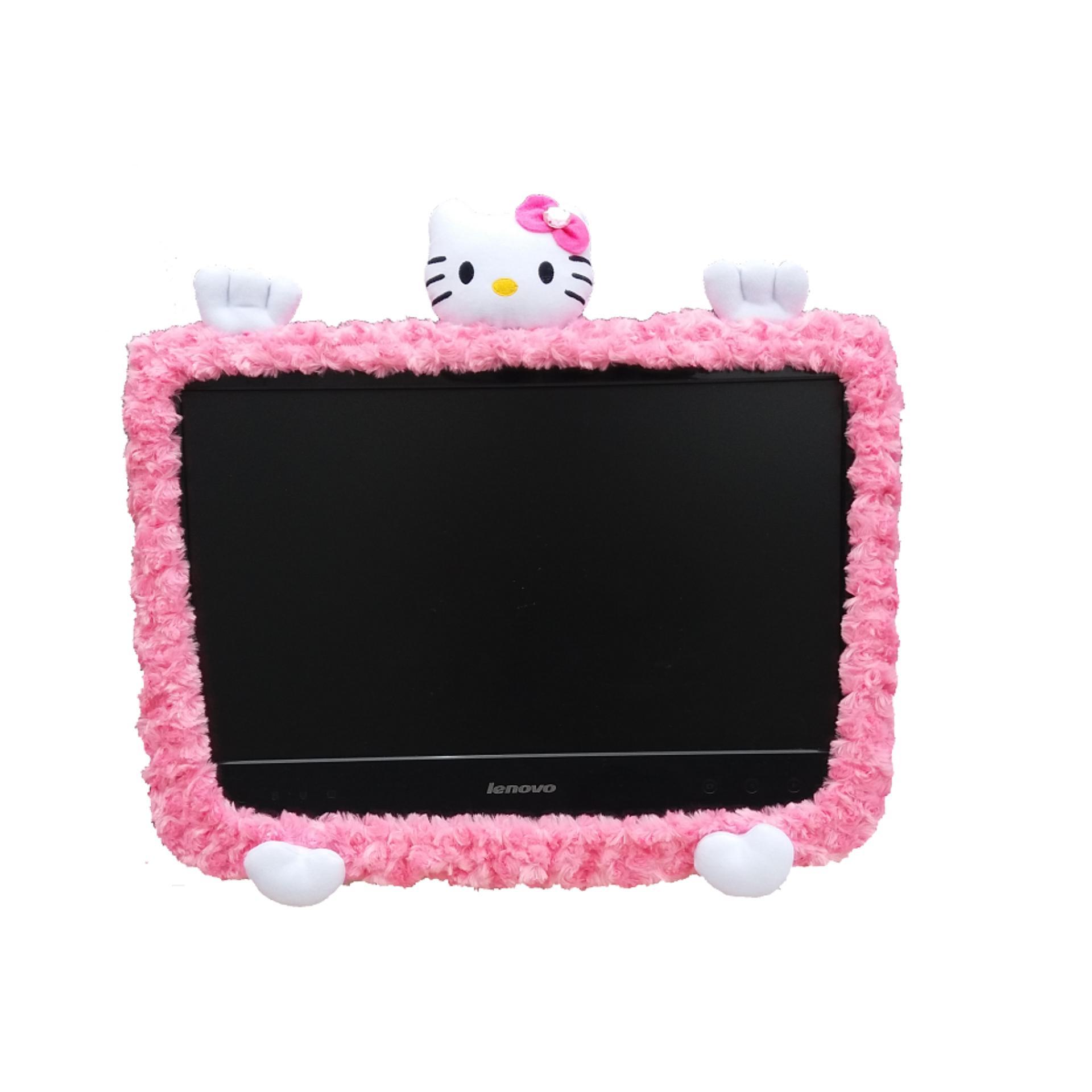Hello Kitty Karakter 24 Inch Boneka Bando LCD