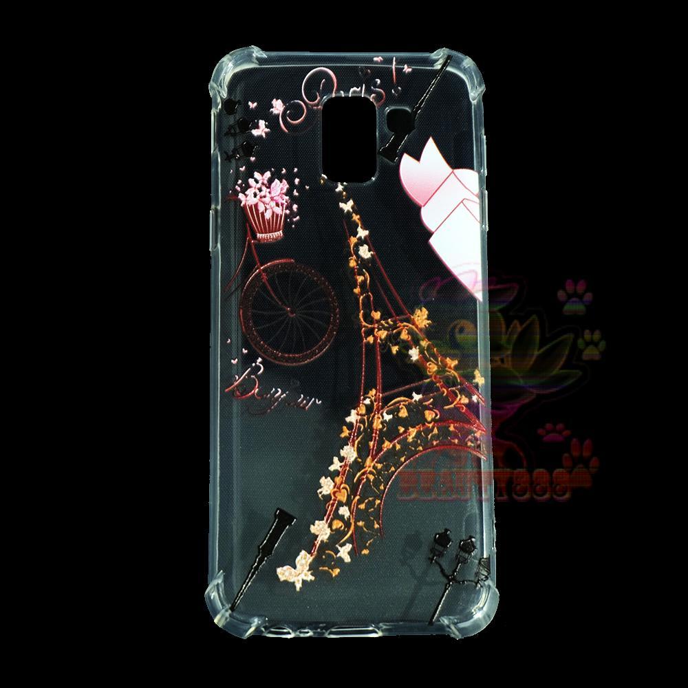 Fitur Beauty Case Anti Crack Samsung Galaxy J6 2018 3d Luxury Sticker Velg Merah Scoopy New K93 871x0k93a00red Animasi Vintage Menara Eiffel Paris Softcase