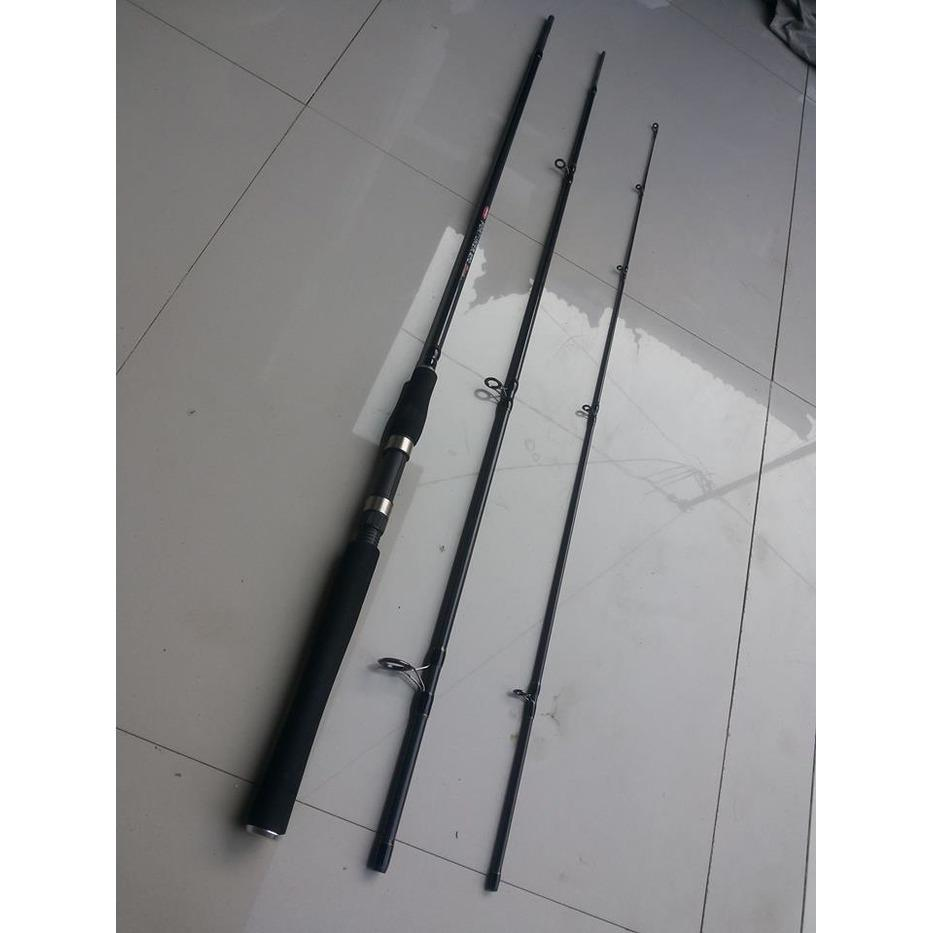 Spining Casting Rod Berkley Fortuner 270cm Sambung 3