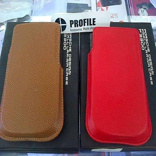 Pouch Blackberry Porsche Design P9981