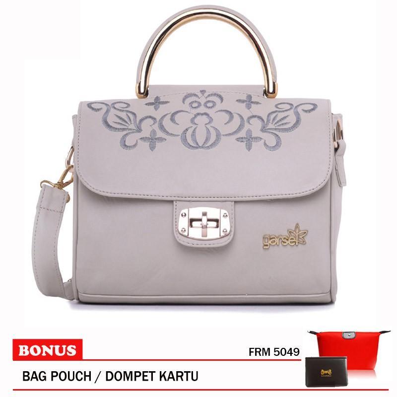014 Tas Handbag Bisa Selempang Premium Wanita Colombo Modis Black Comb Harga.