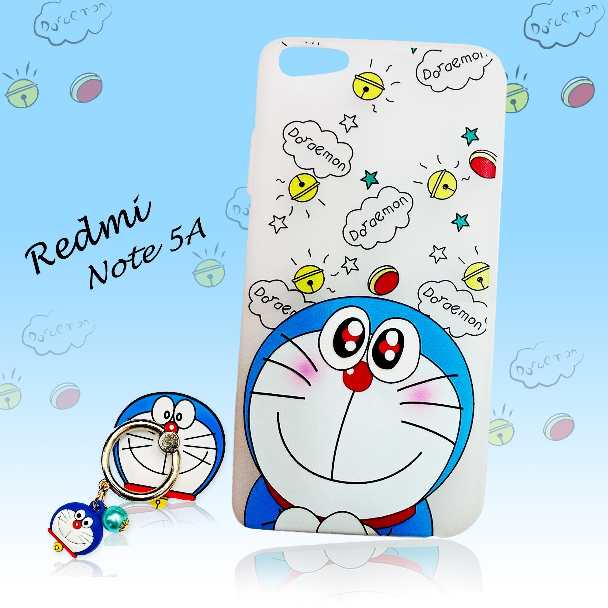 Fitur Phey Softcase Plus Ring Fashion New Xiaomi Redmi Note 5a Dan Case Doraemon Polkadot 5x 5plus