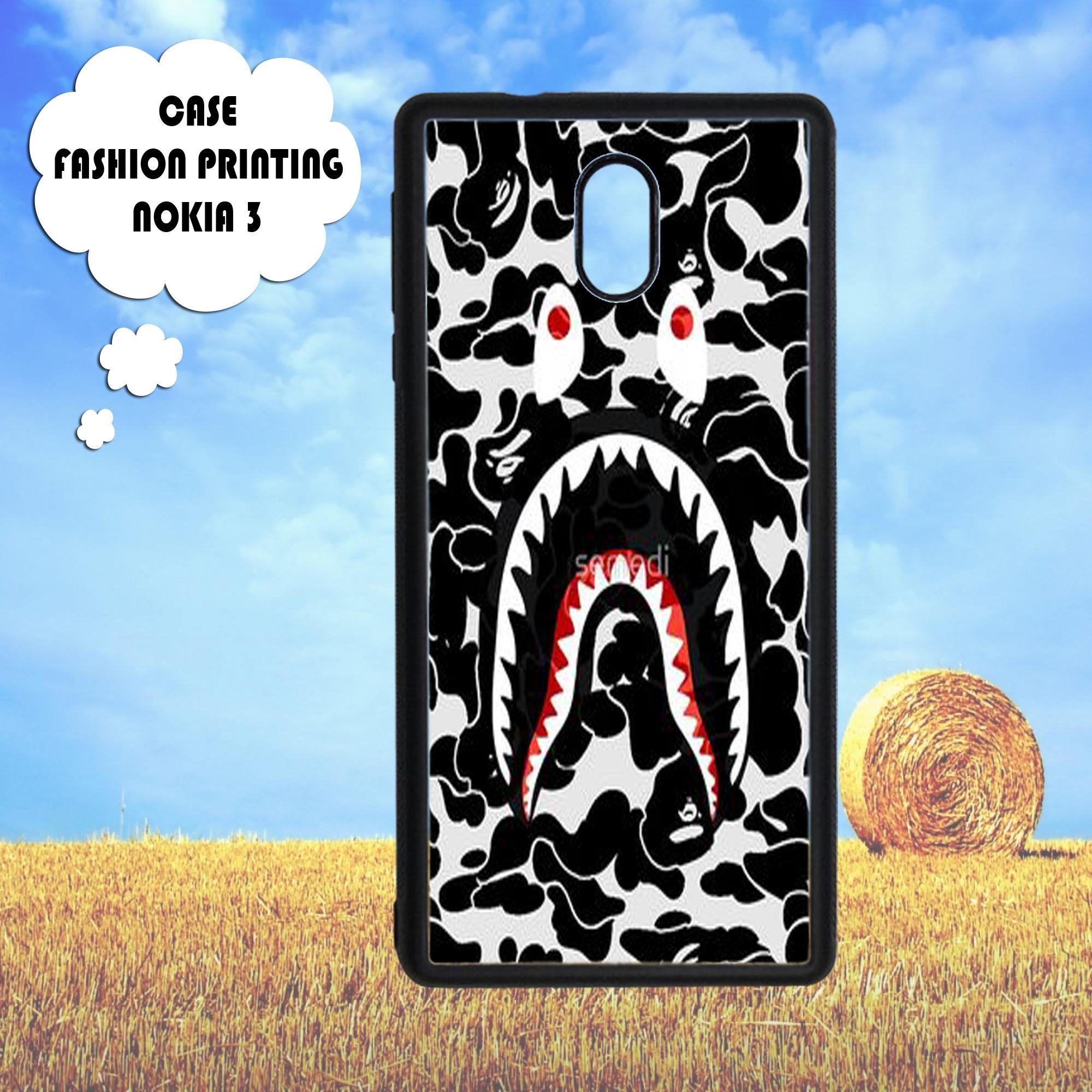 Rajamurah fasion printing case Nokia3 - 11