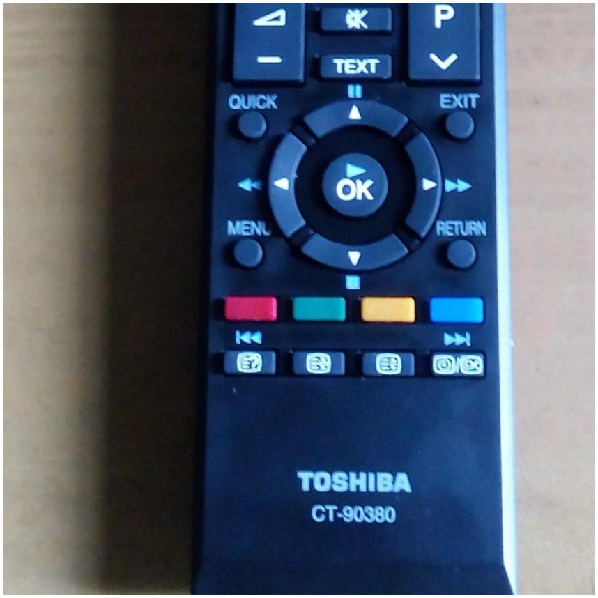 Remote TV LED LCD Toshiba Regza - Original new