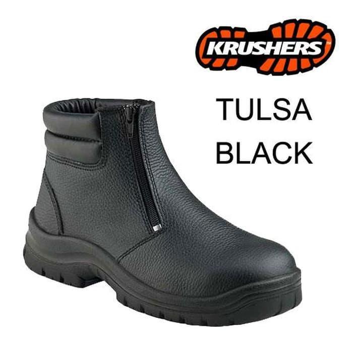TERLARIS Safety Shoes Krusher TULSA Black