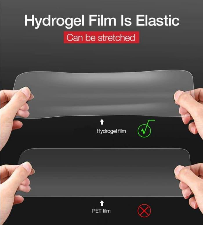 Detail Gambar Hydrogel Screen Protector Antigores for Xiaomi Pocophone F1 Terbaru