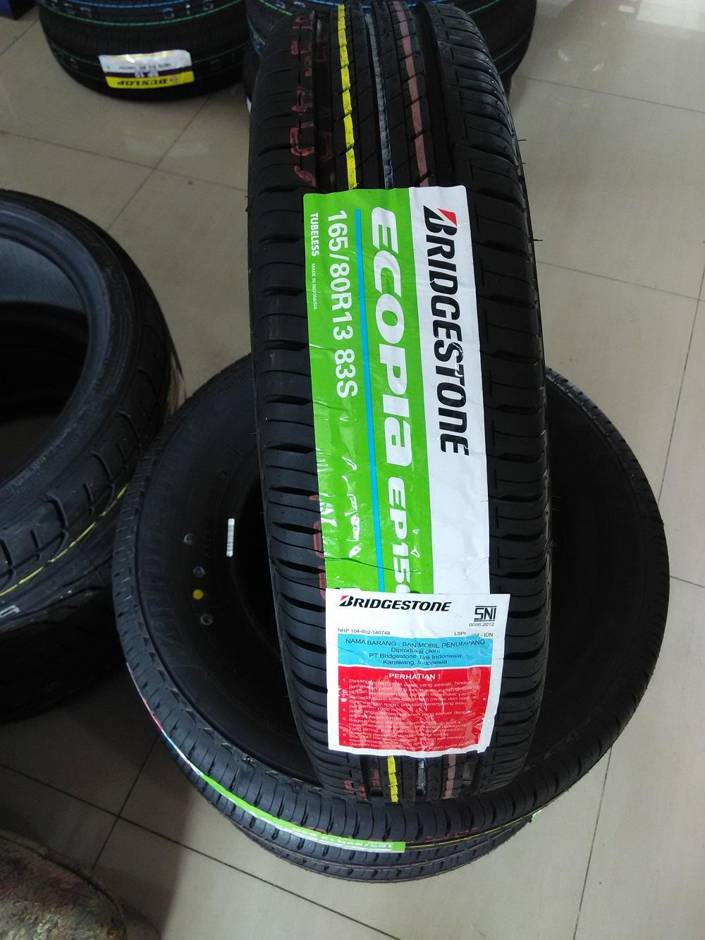 Kelebihan Bridgestone Ecopia Ep150 165 80 R13 Ban Mobil Terkini Turanza Ar20 195 65 R15 Vocer