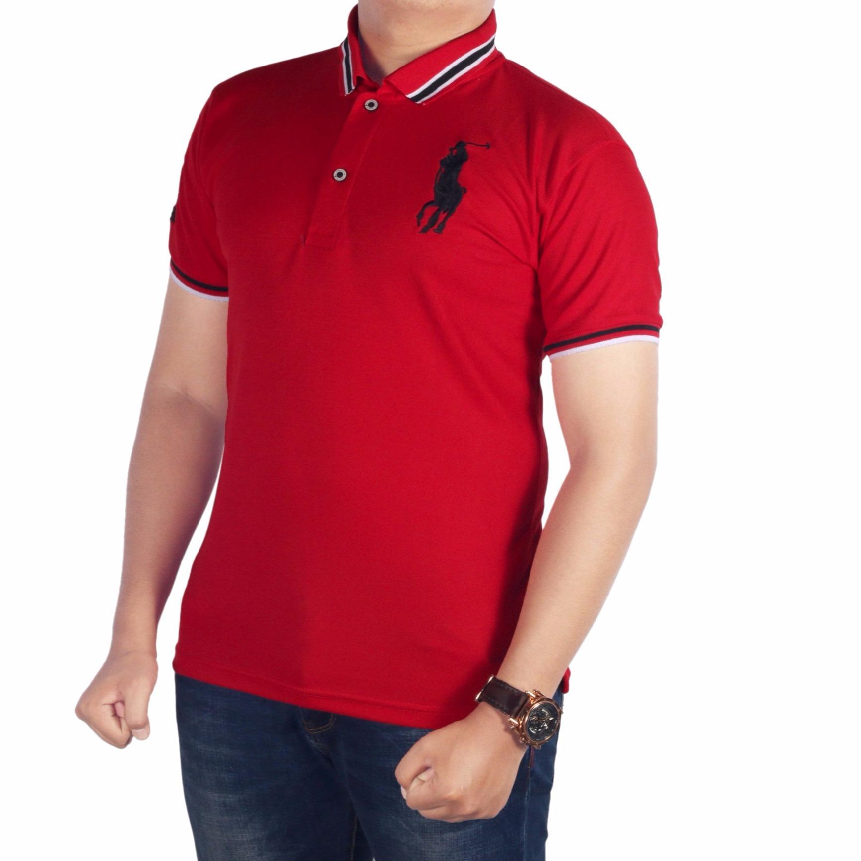 Spek Dgm Fashion1 Polo Shirt Polos Merah Kaos Polo Pria Poloshirt Man Polo Kaos Kaos Baseball Putih Kaos Distro Kaos Casual Kaos Polos Kaos Oblong Kaos Man T Shirt Man Pl 4544 Merah Dki Jakarta