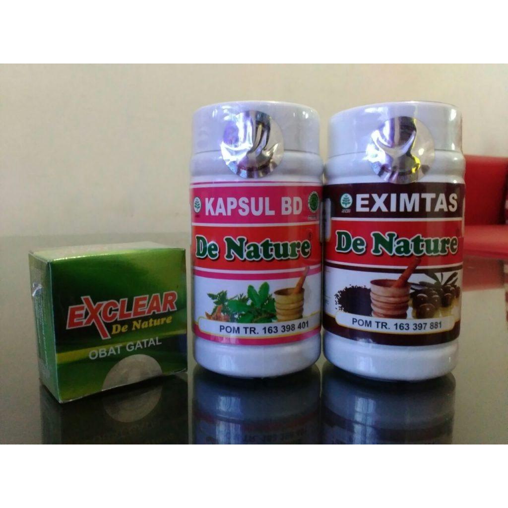 Diskon Obat Exim Gatal Gatal Eksim Herbal Denature Branded