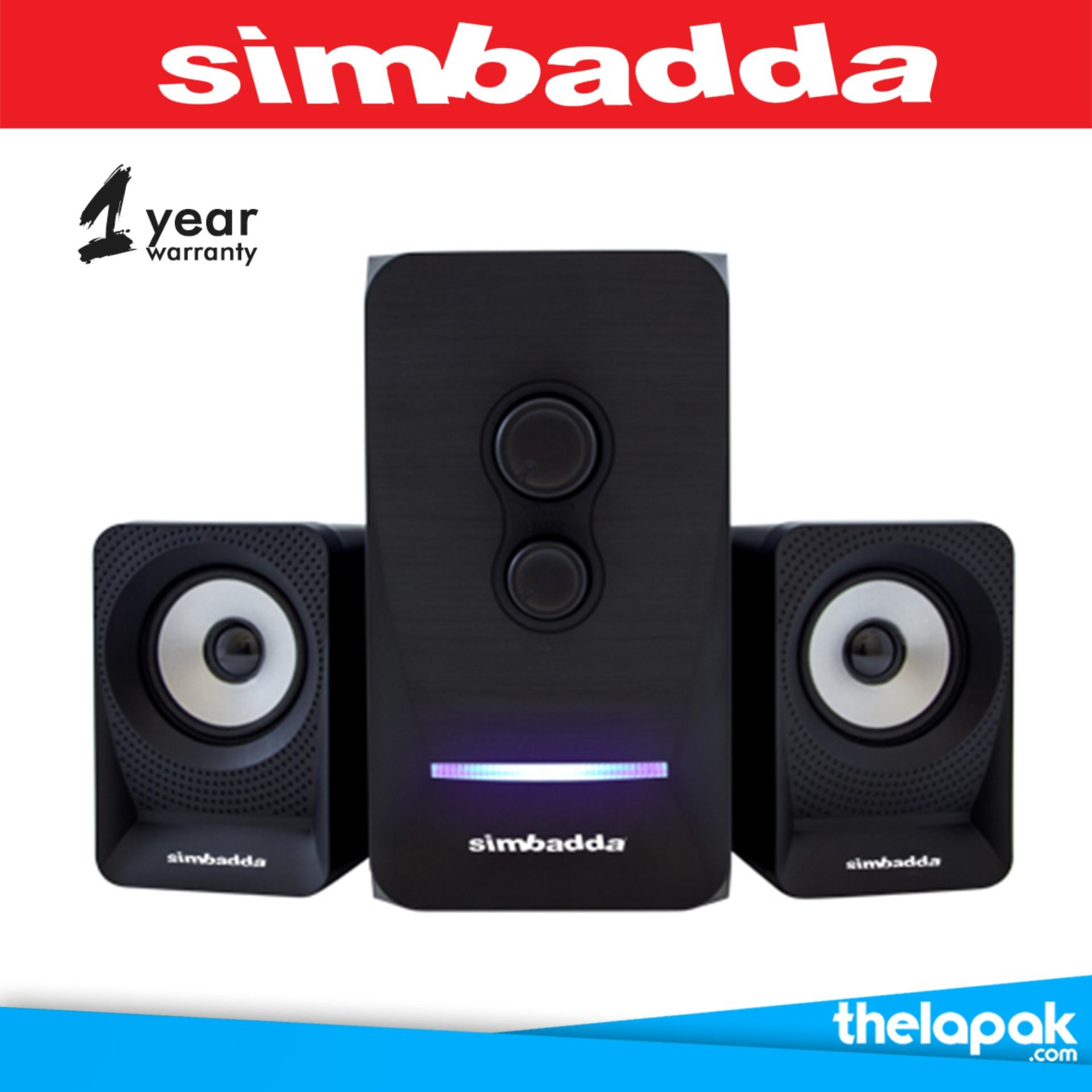 Review Simbadda Speaker Cst 5000N Plus Indonesia