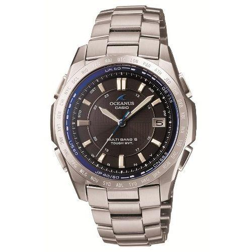 CASIO watches Oceanus Solar radio OCW-T100TD-1AJF Men's