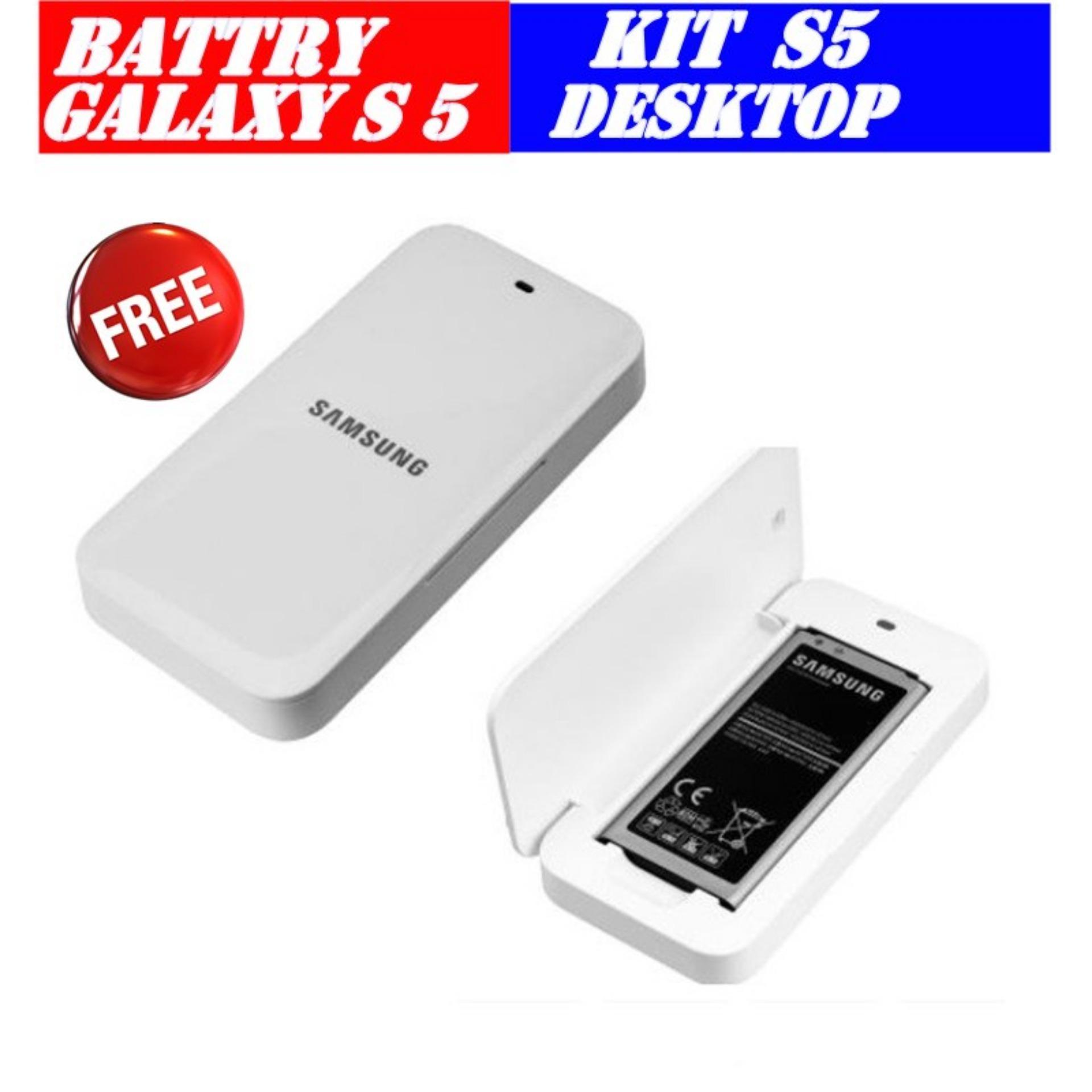Promo Toko Samsung Extra Battery Kit For S5 Gratis Samsung Battery 2800Mah