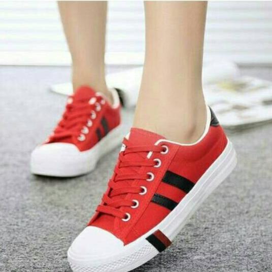 Dalleya - Sepatu Sneaker casual simple wanita SUVON.
