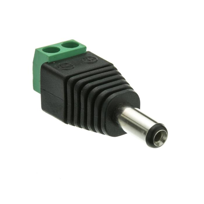 Connector Dc Male 10 PCS