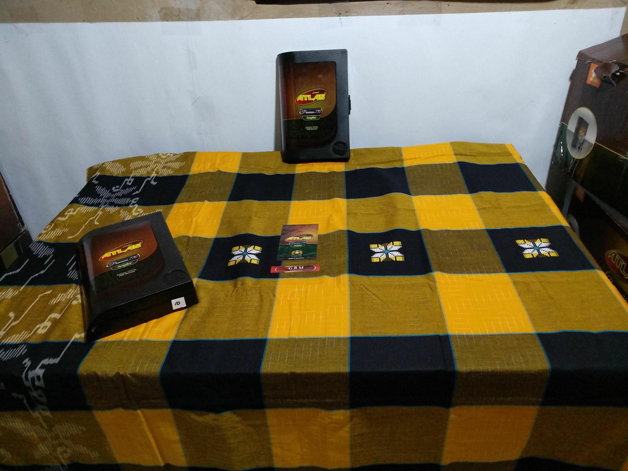 Sarung Atlas Premium Songket 770