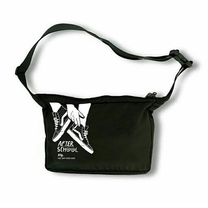 Sling Bag Original Efg Not Thanksinsomnia Etpd Popculine - Tpm5sq