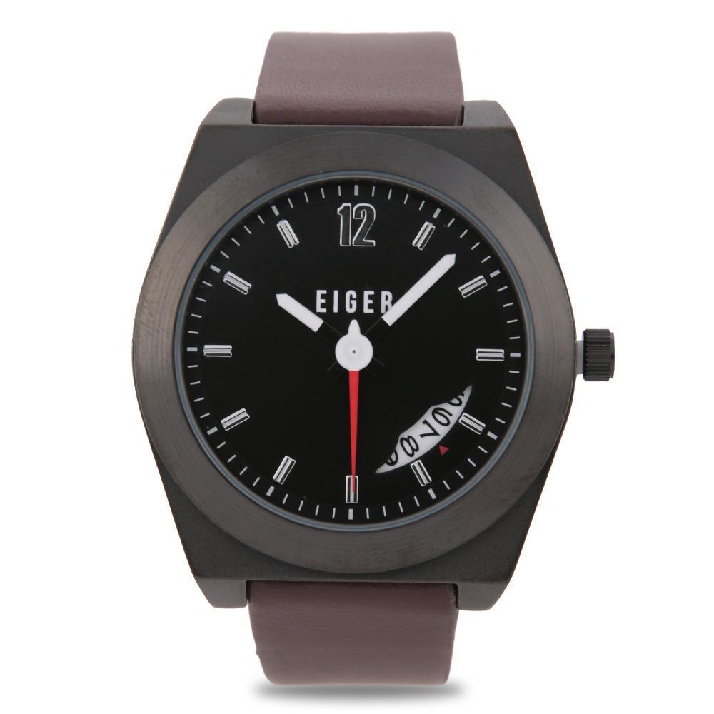 Eiger 1989 Sked Watch - Black