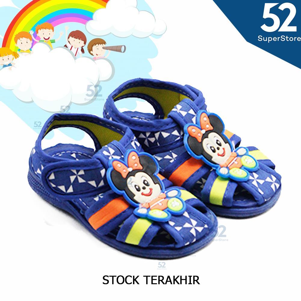Alldaysmart Sepatu Sandal Anak Bayi 1604 288 Bunyi Decit Red Lusty Bunny Butterfly Fuschia21 Flat 1607 101 Empuk Source 52 Fashion