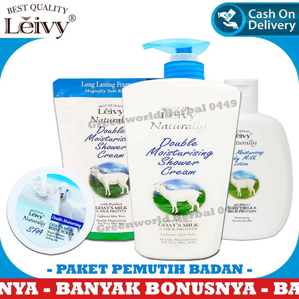 Kelebihan Leivy Body Scrub Bengkoang 250g Terkini Daftar Harga Dan Paket Shinzui Cleanser Pemutih Badan Shower Cream 500 Ml Refill 450