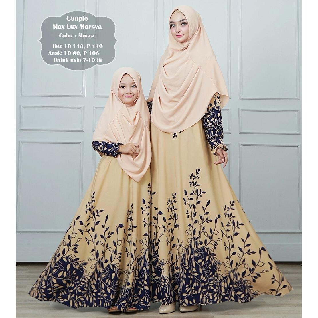 Dan Source · Beli Couple Store Cs Cp Mom Kids I Dress Muslim .