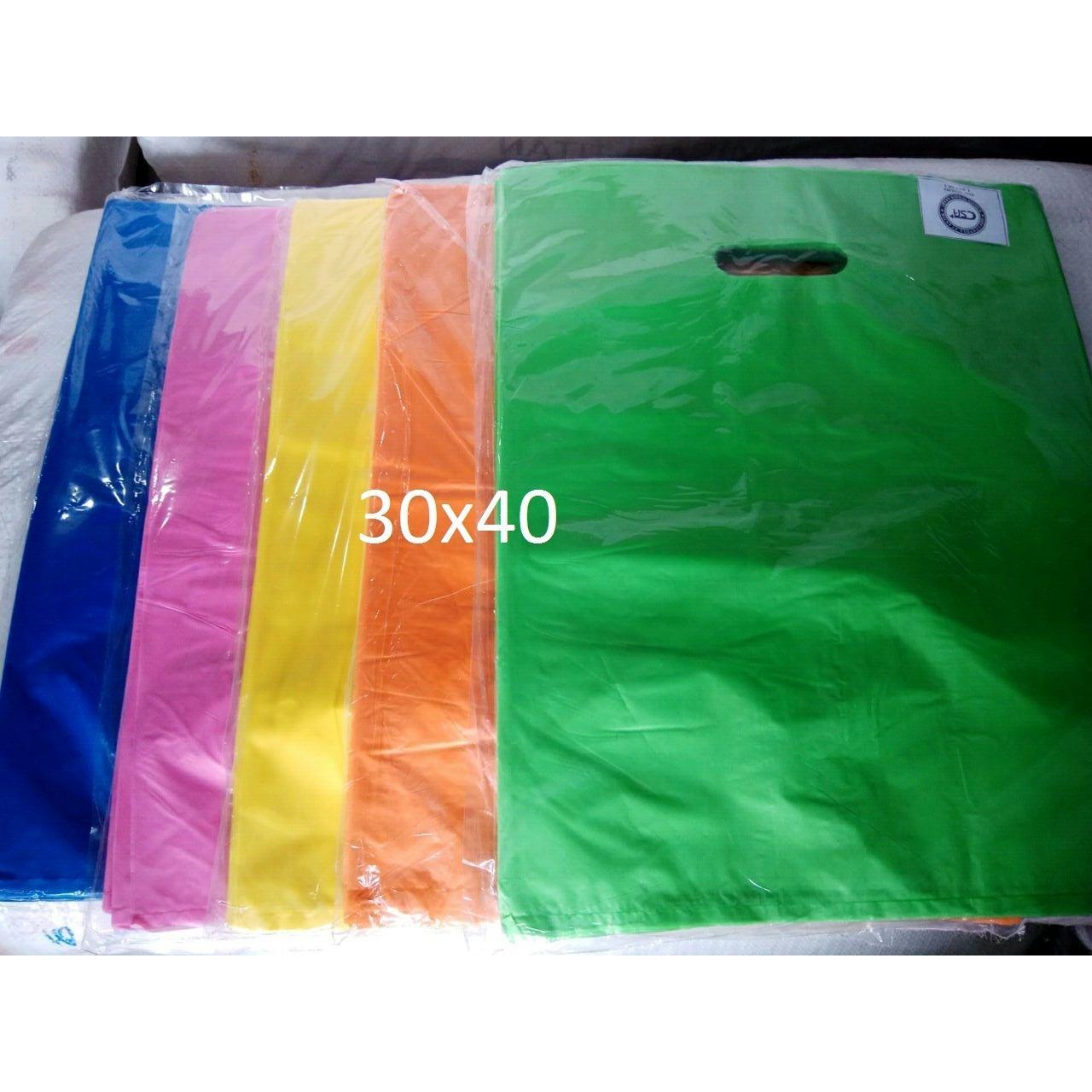 HD oval Plastik Uk 30x40 , Kantong Baju, plastik baju, Kantong belanja