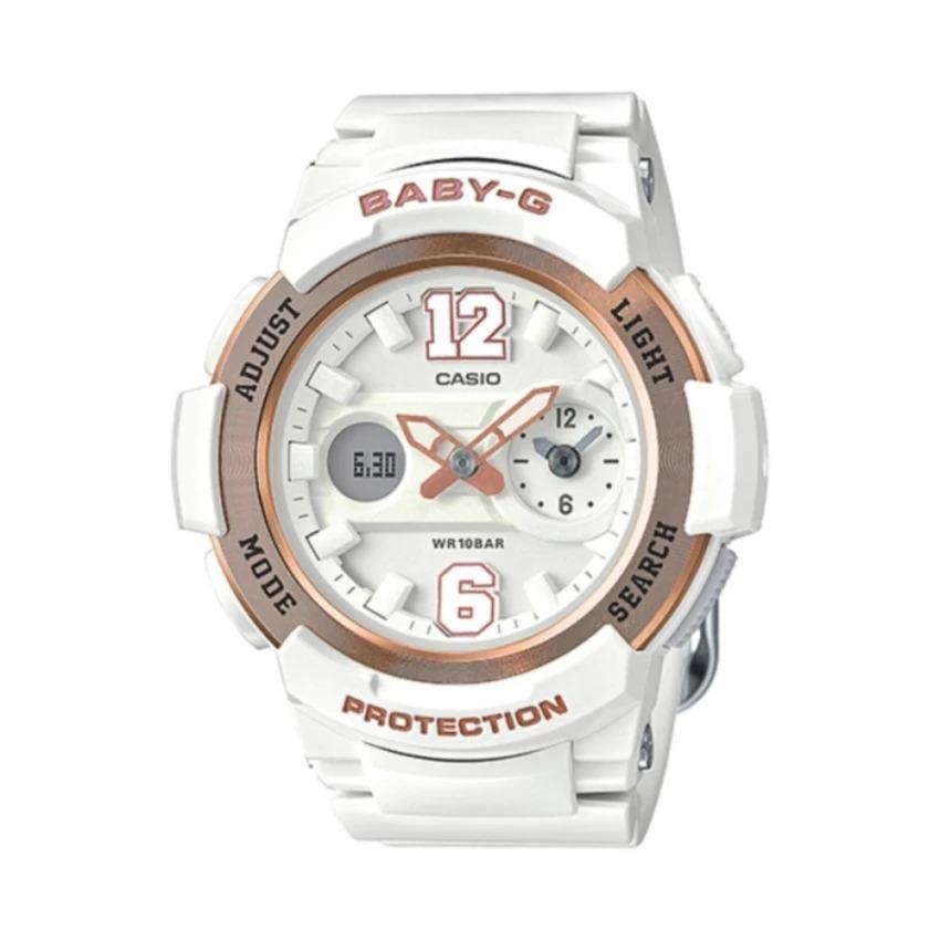 Beli Casio Baby G Women Resin Strap Watch Baby G Bga 210 Cicil