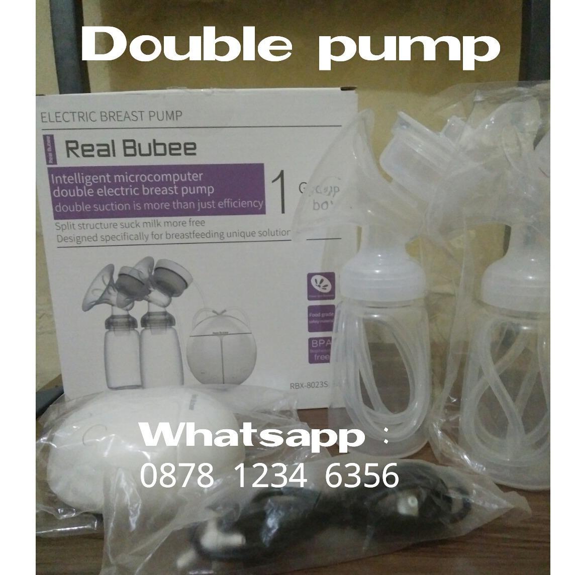 Harganya Little Giant Emily Manual Breast Pump Pompa Asi Real Bubee Elektrik Murah