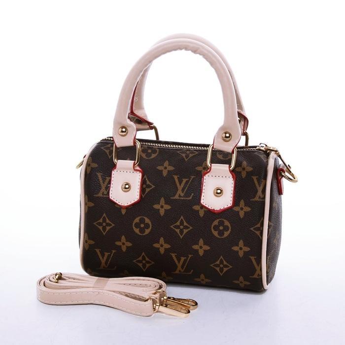 Tas Wanita Louis Vuitton Speedy Vintage Mini Semi Premium