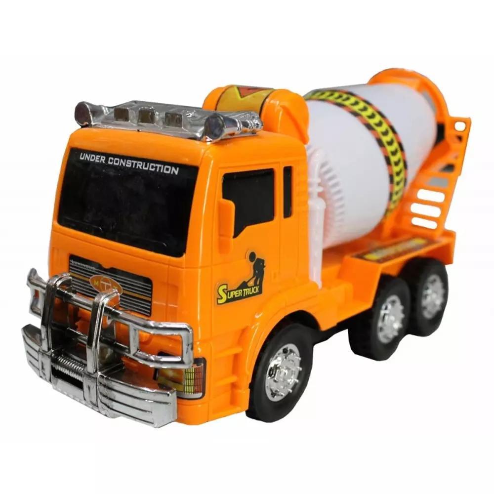 Aa Toys Super Truck Cement Mixer Bo Mainan Anak Mobil Molen Original