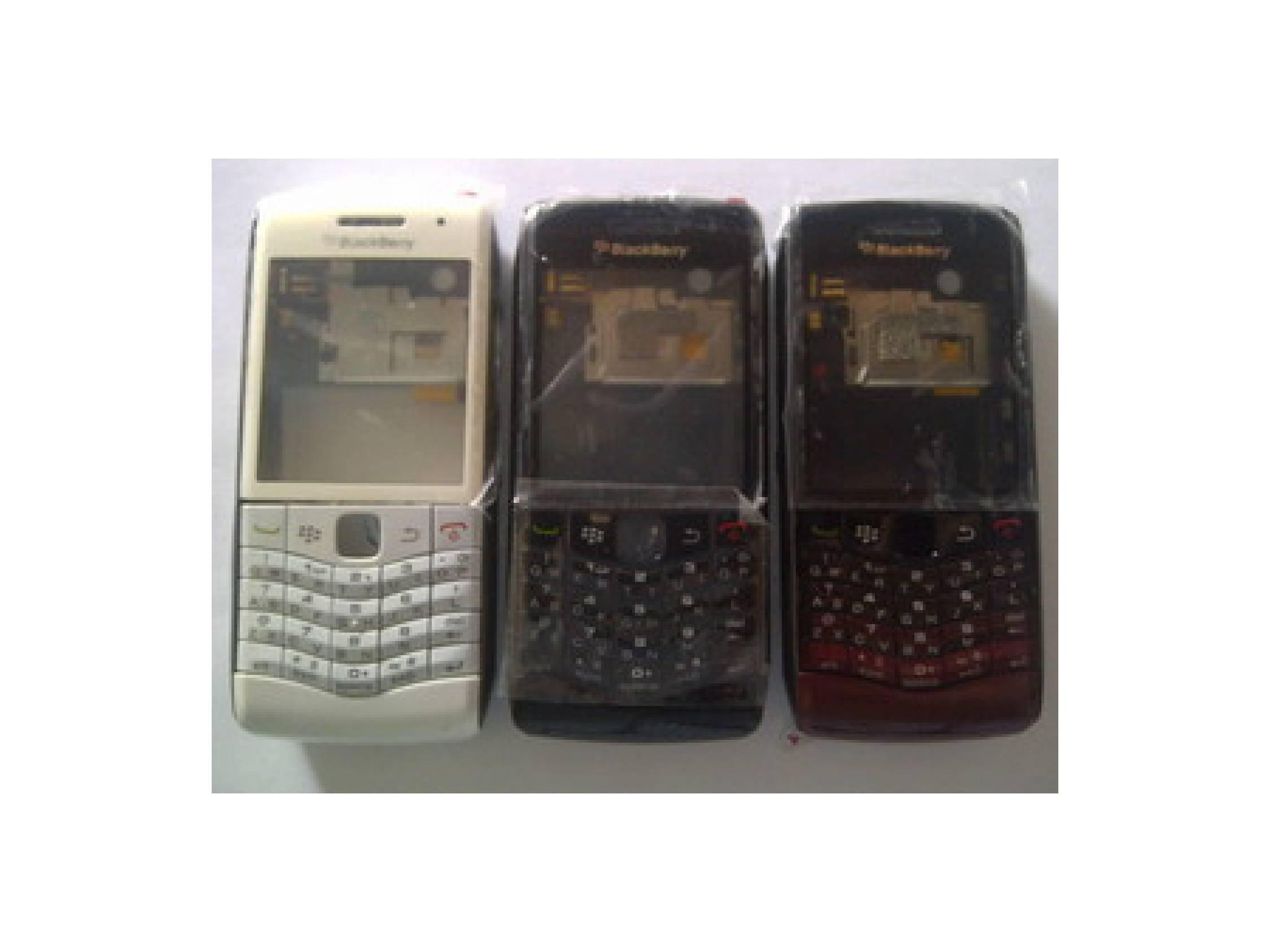 Casing Blackberry Pearl 3G 9100 Fullset Original