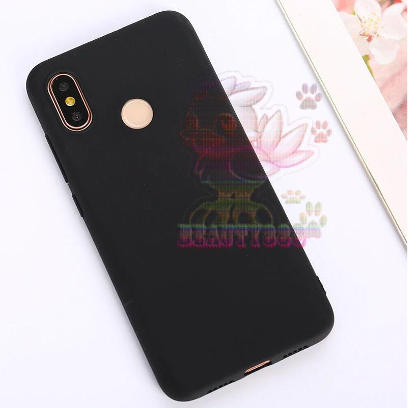 Detail Gambar Lize Case For Xiaomi Redmi 6 Pro Rubber Silicone Anti Glare Skin Back Case / Silikon Xiaomi Redmi 6 Pro / Jelly Case / Ultrathin / Soft Case ...