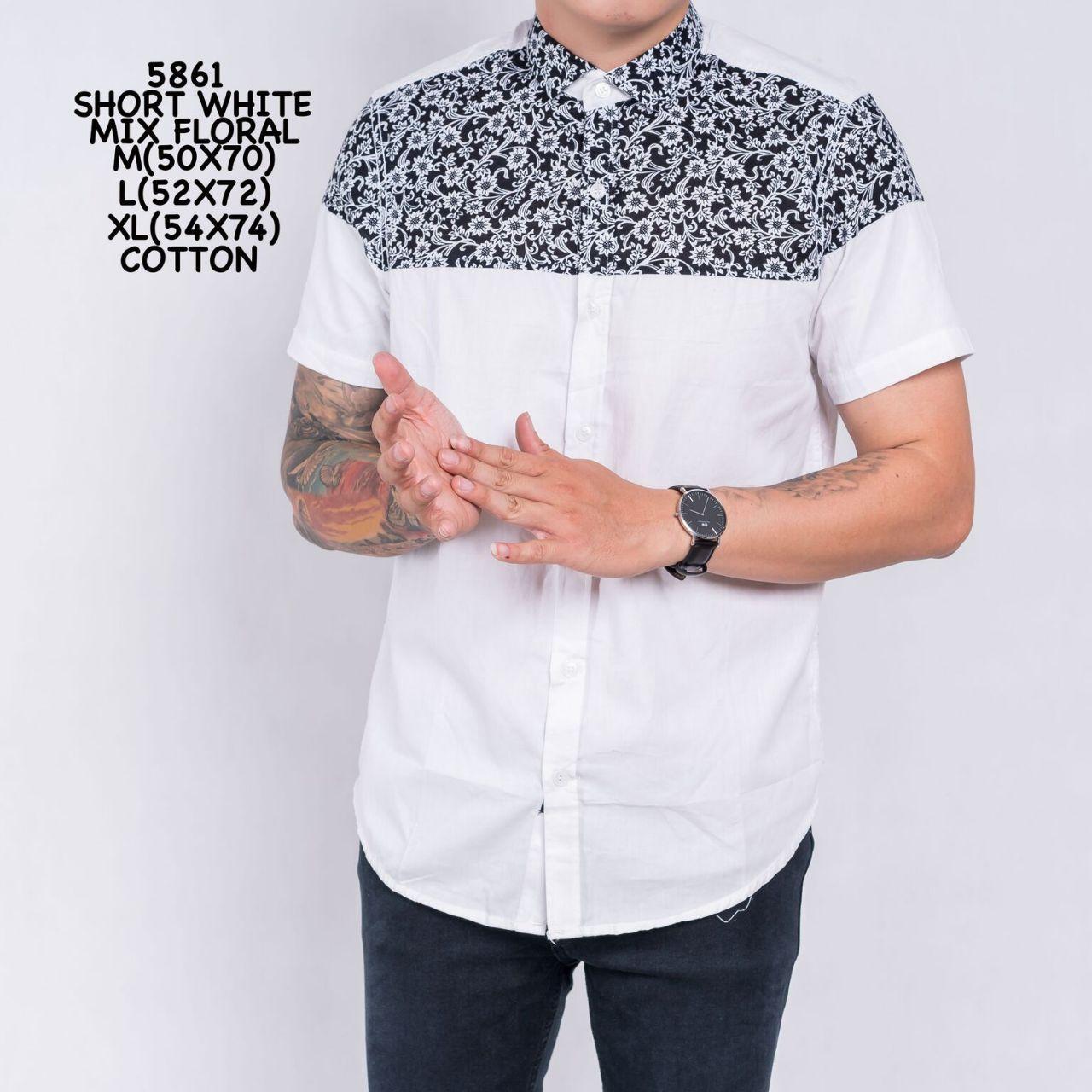 Beli Kemeja Pria Murah Polos Slimfit Baju Formal Cowok Lengan Panjang Kemeja Resmi Keren Distro Premium Baru