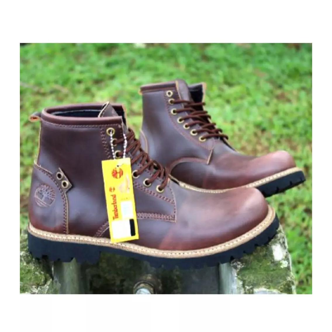 Toko Sepatu Pria Model Boots Safety Untuk Touring Hiking Dan Casual Gilshop Online