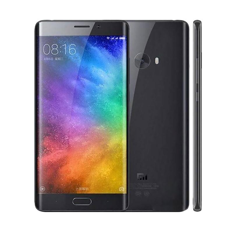 Xiaomi MI Note 2 Smartphone - Black [128GB/ 6GB]