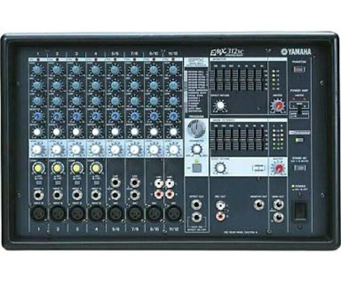 "ORIGINALS  Power mixer Yamaha EMX 312 Sc <br /> ( 12 channel )"" ></td> <td>ORIGINALS  Power mixer Yamaha EMX 312 Sc <br /> ( 12 channel )</td> <td>Rp 6.538.000</td> </tr> <tr> <td><img class="