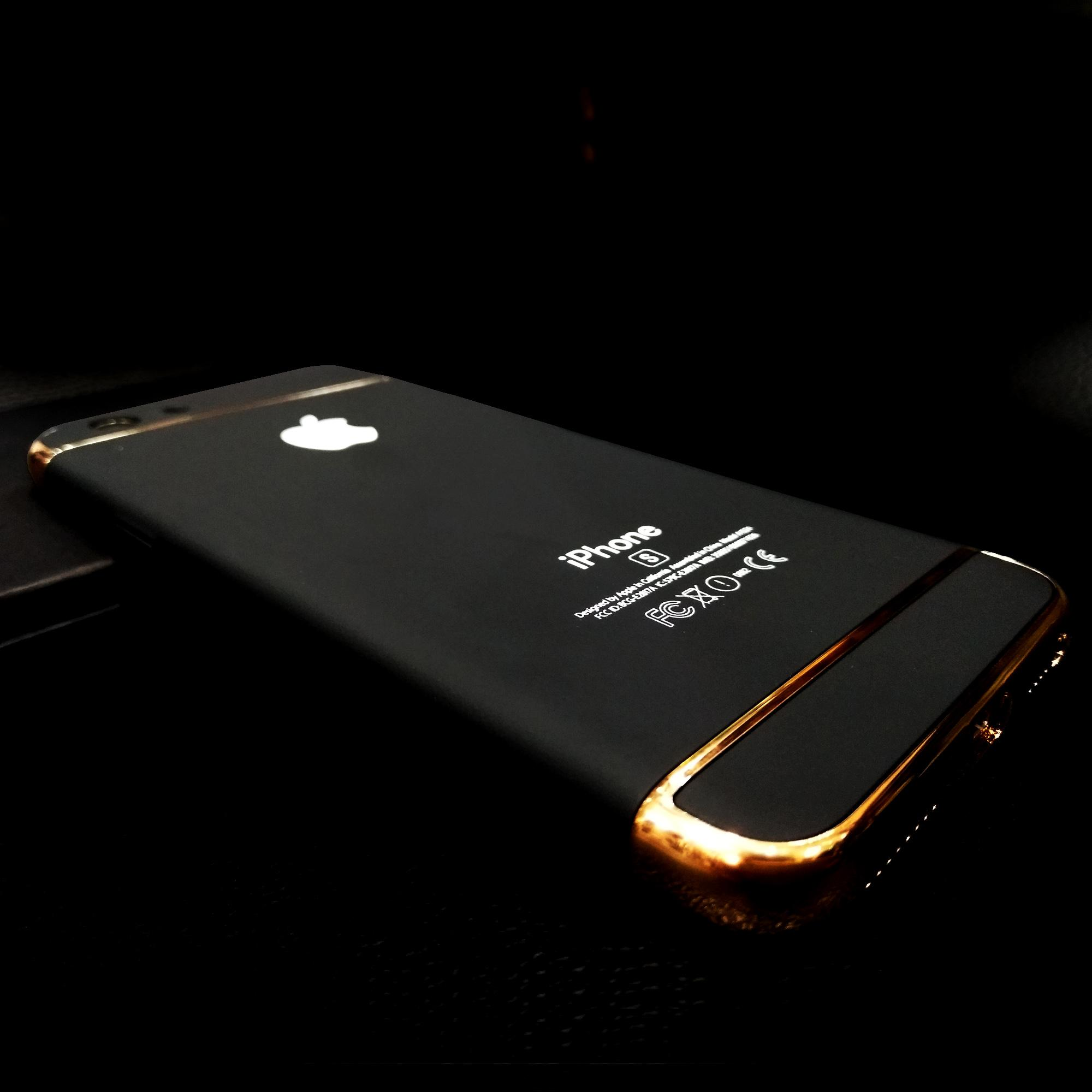 Marintri Case Vivo Y53 Luxury Elegant Vivo Rasa iPHone Black