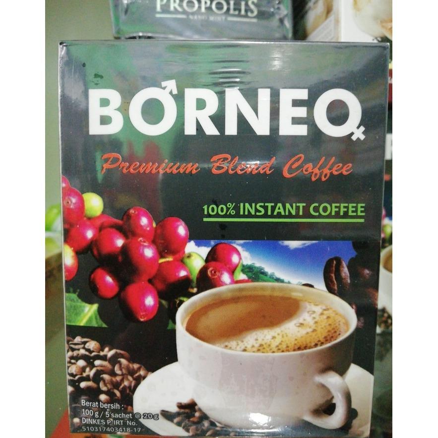 Kopi Borneo Minuman Kesehatan Untuk Pria Perkasa Sahabat Herbal Source · Paket 2 box kopi Borneo