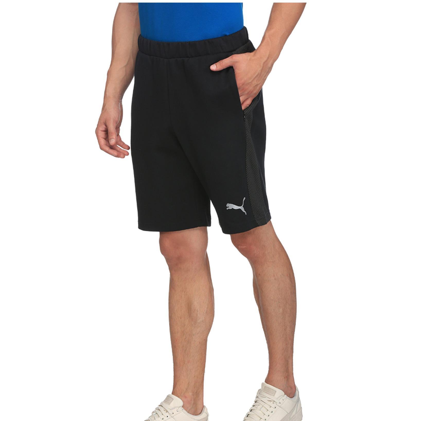 PUMA Celana olahraga evostripe Ultimate shorts - 59262201 - hitam - 4 .