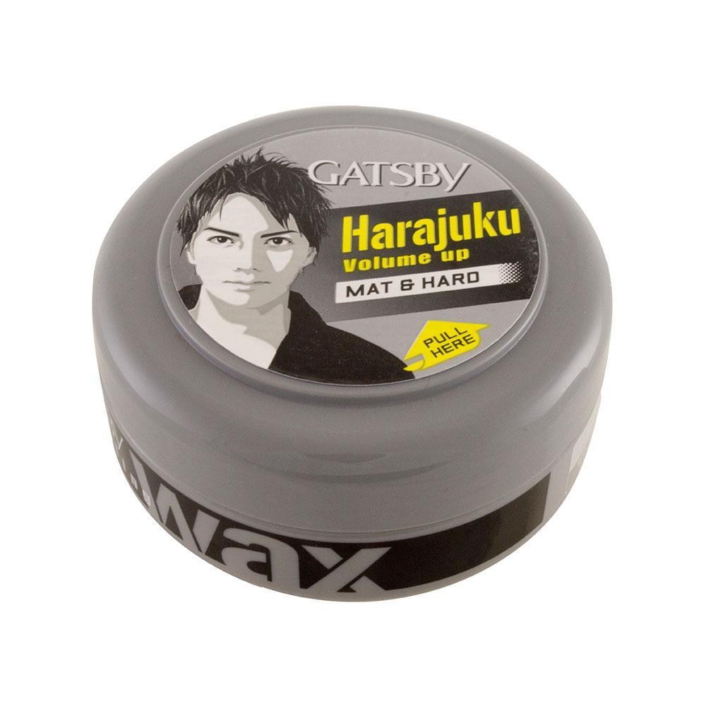 Kehebatan Gatsby Side Swept Styling Pomade Urban Dry 75gr Dan Harga Wax Mat Hard Harajuku Volume Up