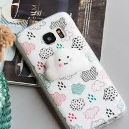 Features Case Softcase Karakter Skuisy For Samsung Galaxy A6 2018
