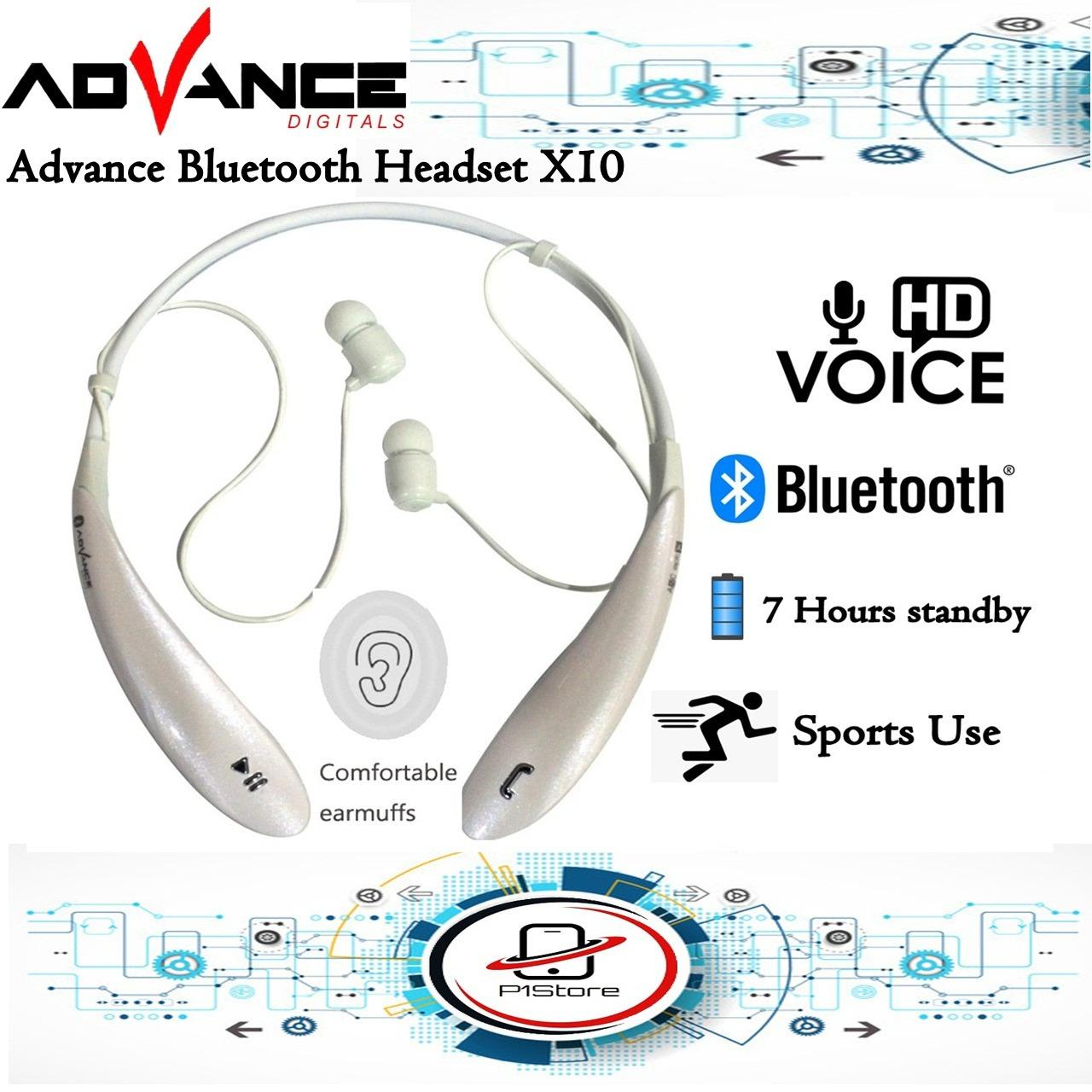 Jual Headset Advance Mh031 Harga Rp 100000 Mu8 Plus Mic X10 Bluetooth Earphone Handsfree Headphone